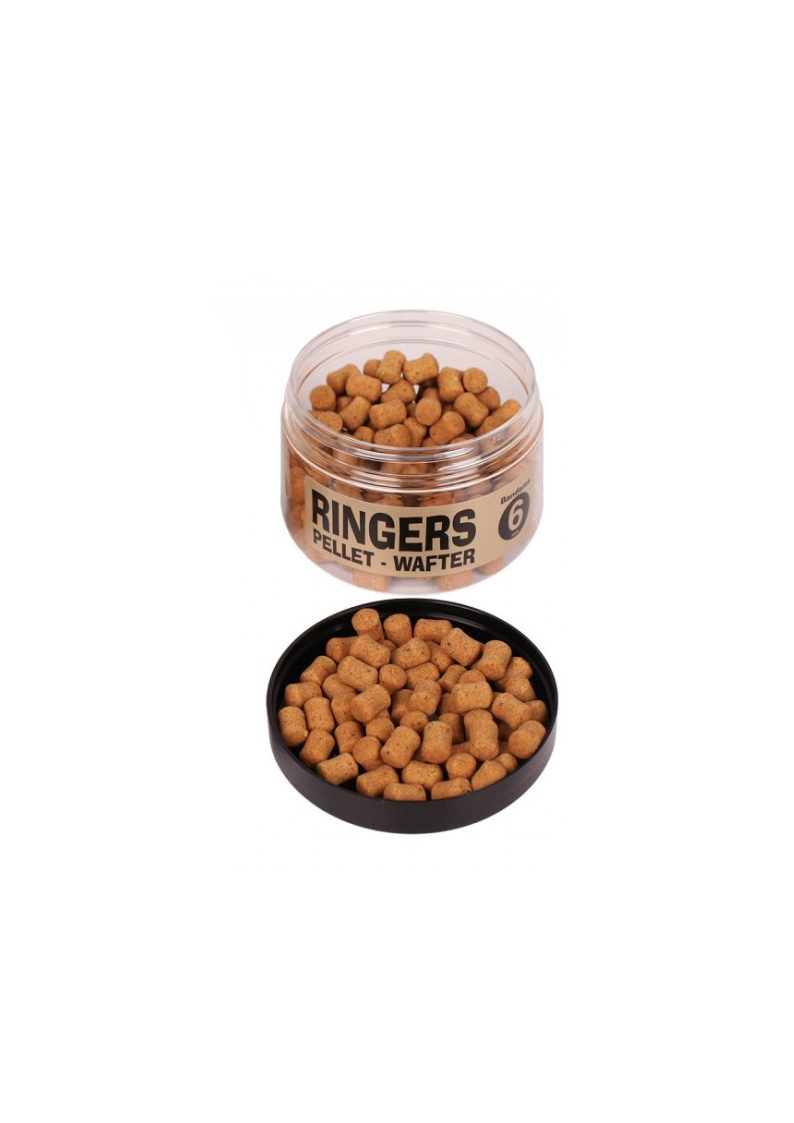 RINGERS ALL SORTS WAFTER PELLET 6MM 100GR
