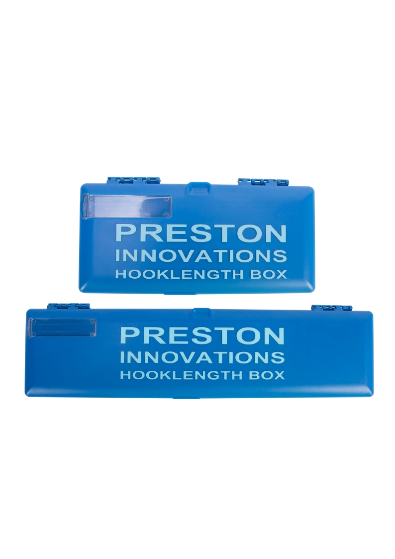 Preston Hooklength Box Astucci portafinali