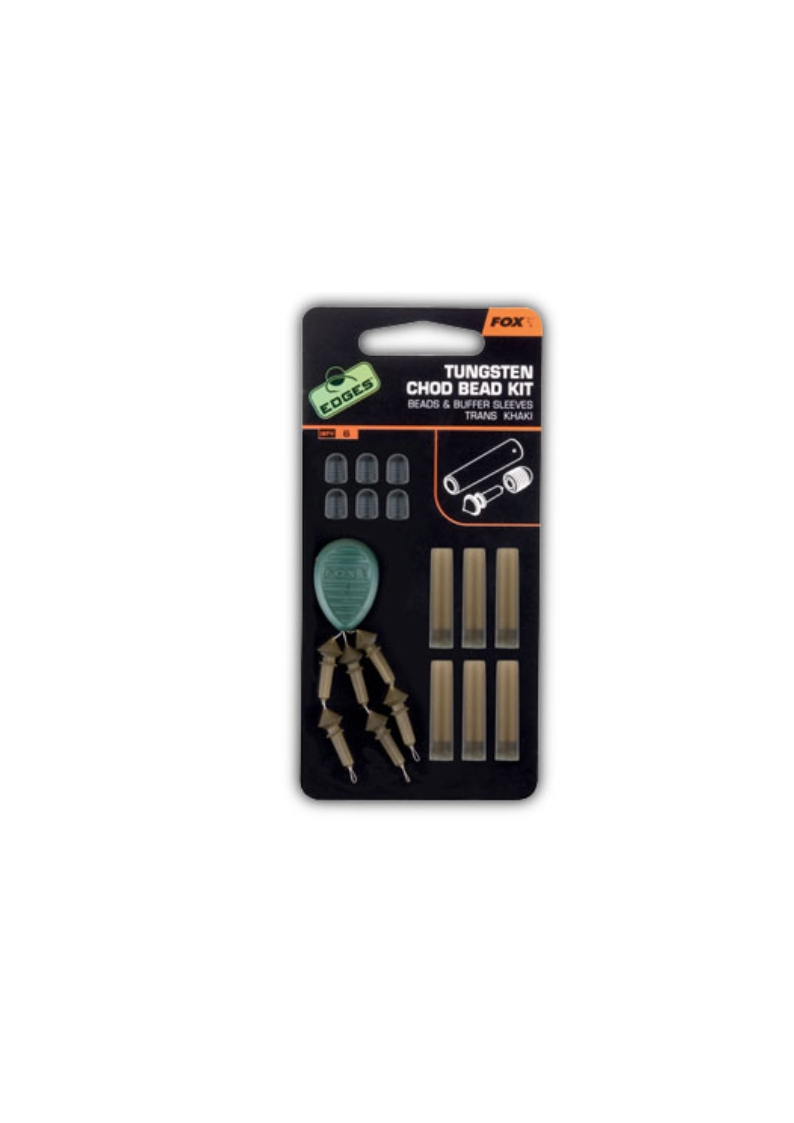 FOX EDGES™ TUNGSTEN CHOD BEAD KIT - CHOD BEAD KIT CAC488