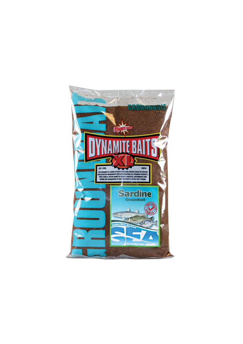 Dynamite Baits Sea Groundbait - Sardine 1kg