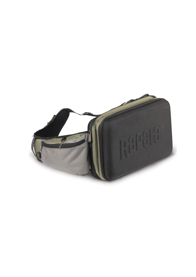 RAPALA LIMITED SERIES SLING BAG L incl. 2 scatole da 3700 cod. RAP46006-LK