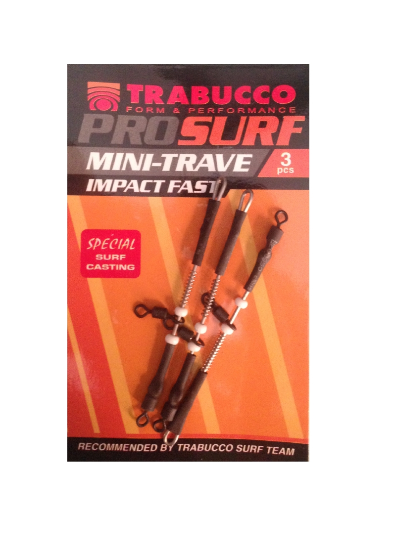 Trabucco Prosurf Mini Trave Impact Fast New 2018
