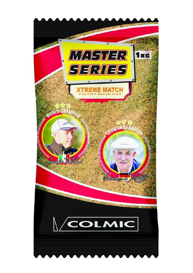 COLMIC PASTURA MASTER SERIES XTREME MATCH 1KG
