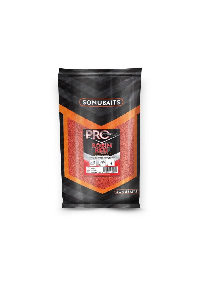 Sonubaits Pro Robin Red 1Kg new 2019