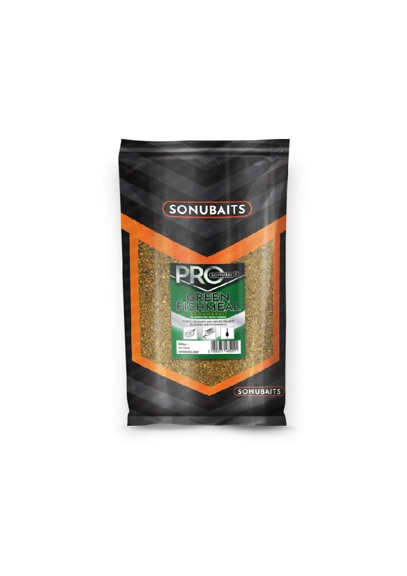 Sonubaits Pro Green Fishmeal 1Kg new 2019