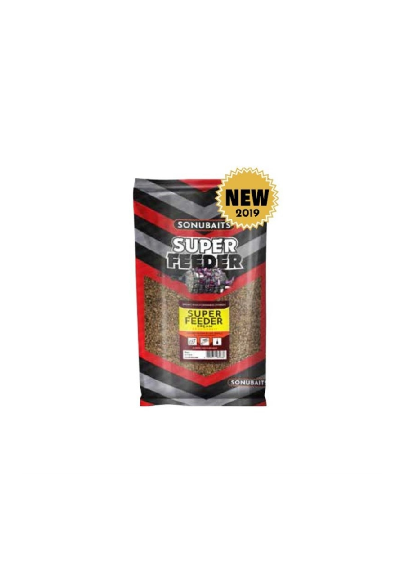 Sonubaits Super Feeder Bream 2Kg new 2019