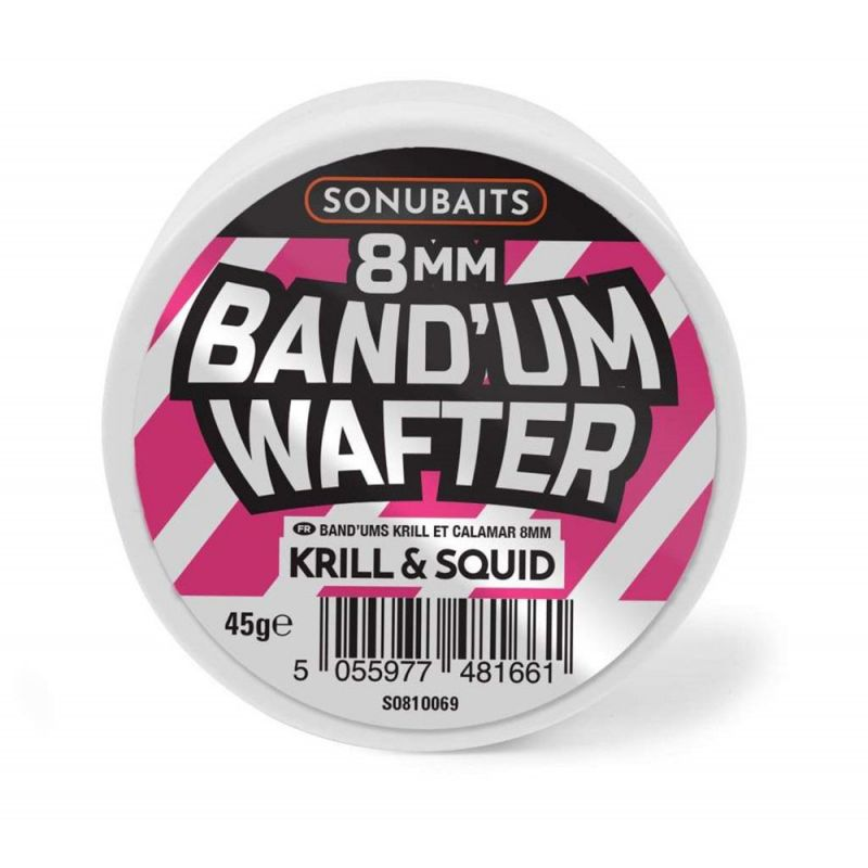 Sonubaits Band'um Wafters Krill Squid 8mm 45gr