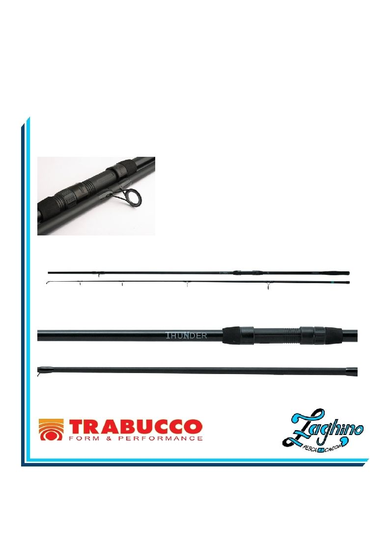 CANNA Carp-Fishing TRABUCCO THUNDER CARP 3,60mt  3.00lb