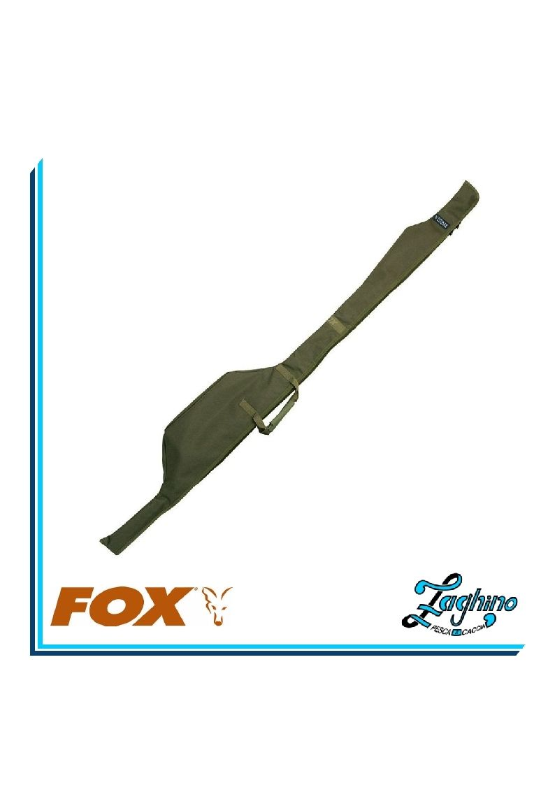 Fox Fodero portacanna singolo Royale Single Jacket 12ft CLU194