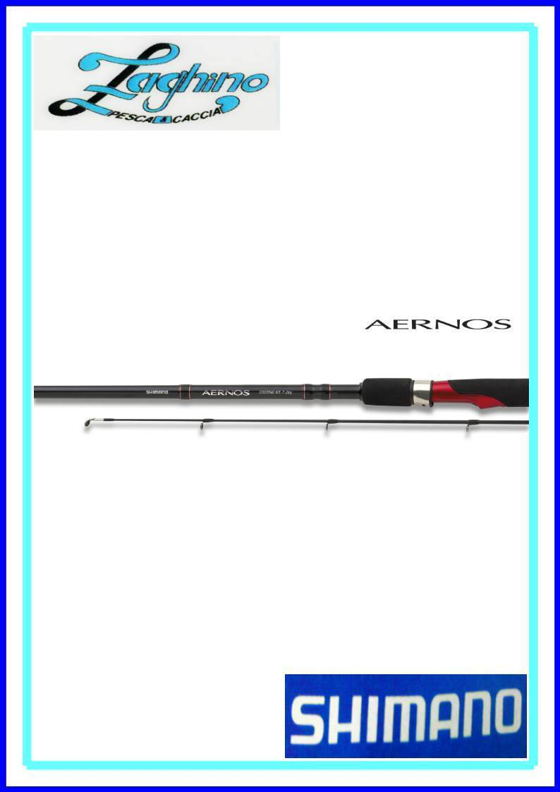 CANNA SHIMANO Aernos Spinning Varie Misure