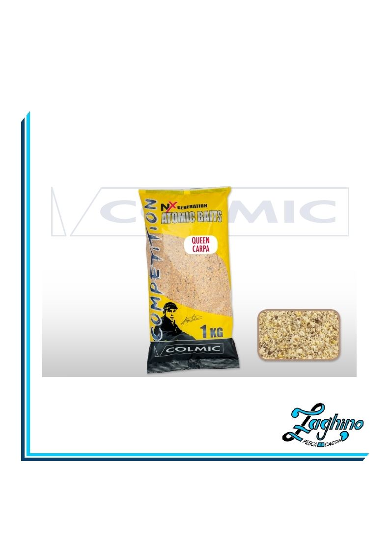 Colmic pastura QUEEN CARP 1,00Kg PC809