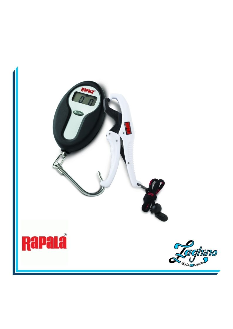 Rapala Scale And Fish Gripper Combo cod. RTC-MSFG