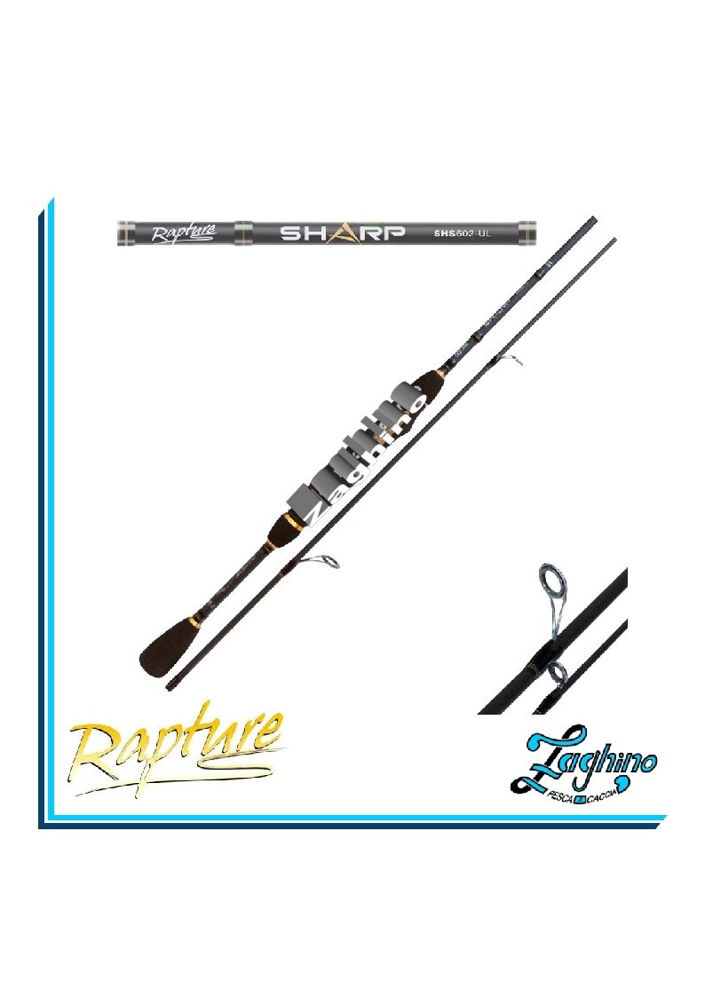 Canna RAPTURE  SHARP AREA TROUT  SHS562/UL spinning Light Spinning