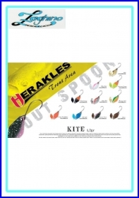 HERAKLES SPOON KITE AREA TROUT 1,2gr. ARTIFICIALE TROTA ONDULANTE