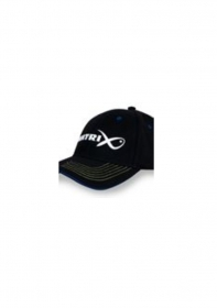 Matrix 6 Panel Black Blue Baseball CAPPELLO PESCA
