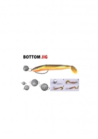 RAPTURE BOTTOM JIG HEAD PER ESCHE SILICONICHE