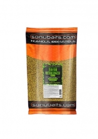 Sonubaits Groundbait 50:50 Metho Paste Green 2 Kg Pastura Pesca