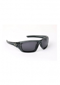 MATRIX POLARISED SUNGLASSES OCCHIALI POLAR GSN001 Wraps around Nero Lenti grigie