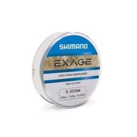 Monofilo Nylon Shimano Exage Mulinello 150mt Extra Strong Japan