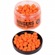 RINGERS ALL SORTS WAFTER CHOCO ORANGE 6MM 100GR