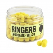 RINGERS ALL SORTS WAFTER CHOCO ORANGE YELLOW 6MM 100GR