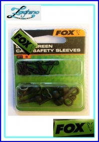"FOX   CARP SAFETY SLEEVES cod. CAC268  ""OFFERTISSIMA"""