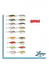 RAPALA COUNTDOWN RAPCD ARTIFICIALI SPINNING