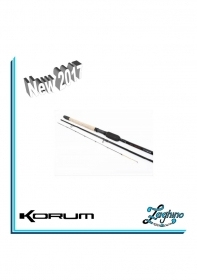 CANNA KORUM FEEDER RODS 3-PIECE  11'ft 3,35mt Az. 45gr NEW 2017