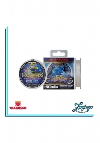 MONOFILO TRABUCCO T-FORCE FLUOROCARBON SALTWATER MARE 50m