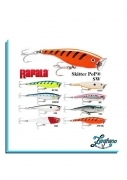 RAPALA SKITTER POP TOP WATER  ARTIFICIALI SPINNING MARE SALTWATER