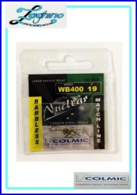 AMI NUCLEAR WB400 BARBLESS COL