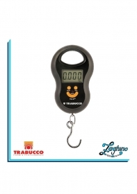 Trabucco Smart Digital Scale Bilancia digitale 50Kg Interv. 10gr 083-60-450