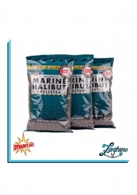 DYNAMITE BAITS MARINE HALIBUT PELLETS  3mm 900gr