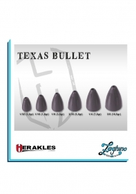 HERAKLES TEXAS BULLET  colori GREY/BLACK