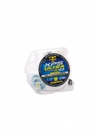 TRABUCCO T-FORCE XPS ULTRA STRONG FC403 SW FLUOROCARBON 100% 50mt NEW