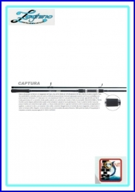 CANNA Carp-Fishing CAPTURA 360 Fishing Point Leader line Az. 3lb mt 3,60