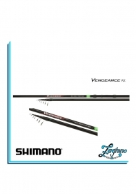 Canna SHIMANO VENGEANCE AX TROUT TE